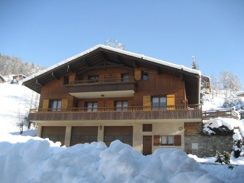 MAURISON 4 rooms 6 persons - Image 1 - Le Grand-Bornand - rentals