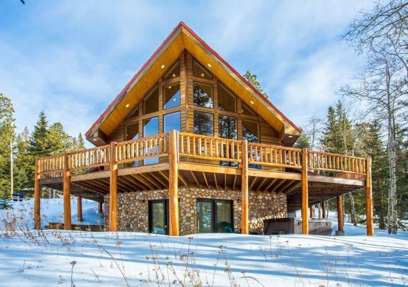 Deep Snow Trail Lodge - Image 1 - Lead - rentals