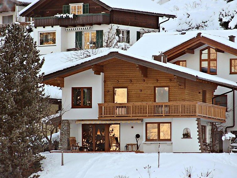4 bedroom Villa in Eben im Pongau, Salzburg, Austria : ref 2298729 - Image 1 - Eben im Pongau - rentals