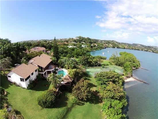 Solitaire Villa - Grenada - Solitaire Villa - Grenada - Westerhall Point - rentals