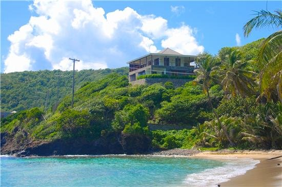 Jamdown Upper Ocean Deck for 2 - Bequia - Jamdown Upper Ocean Deck for 2 - Bequia - Port Elizabeth - rentals