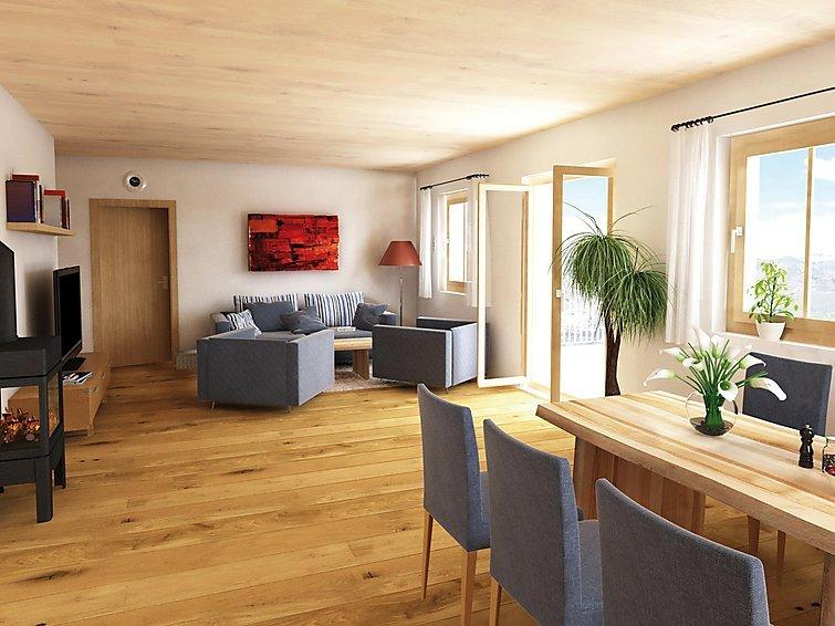 2 bedroom Villa in Sankt Gallenkirch, Montafon, Austria : ref 2284636 - Image 1 - Sankt Gallenkirch - rentals