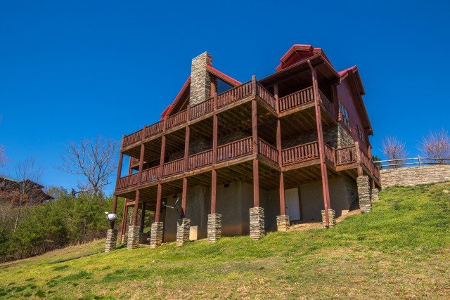 A Cabin of Dreams - Image 1 - Sevierville - rentals