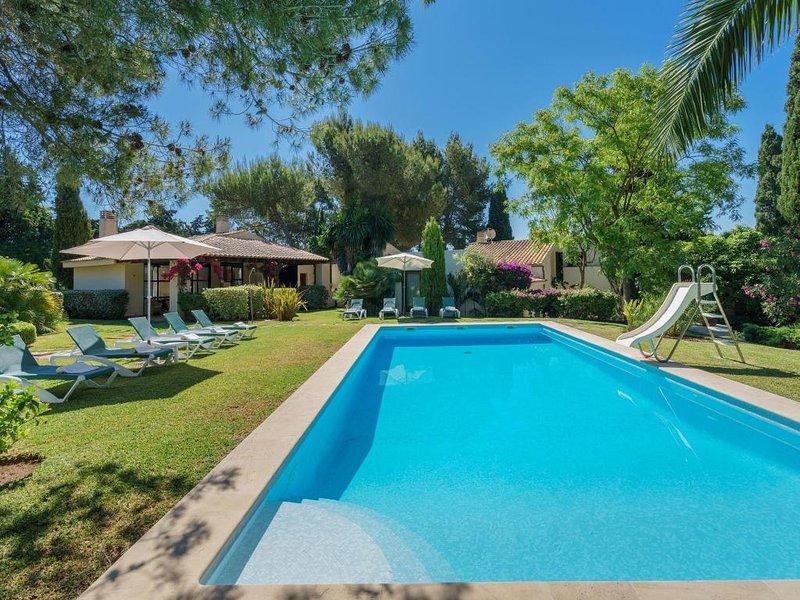 5 bedroom Villa in Pollenca, Mallorca, Mallorca : ref 3088 - Image 1 - Pollenca - rentals