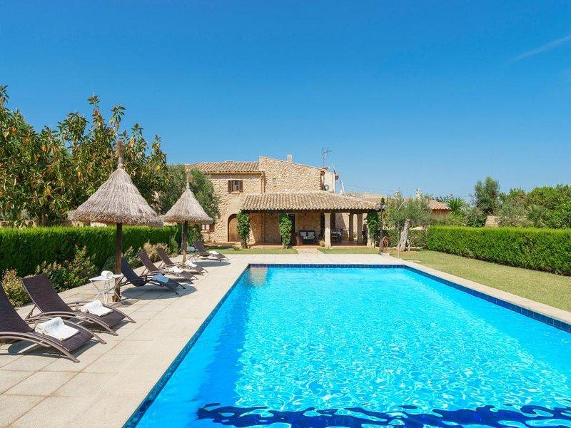 4 bedroom Villa in Pollenca, Mallorca, Mallorca : ref 3092 - Image 1 - Pollenca - rentals