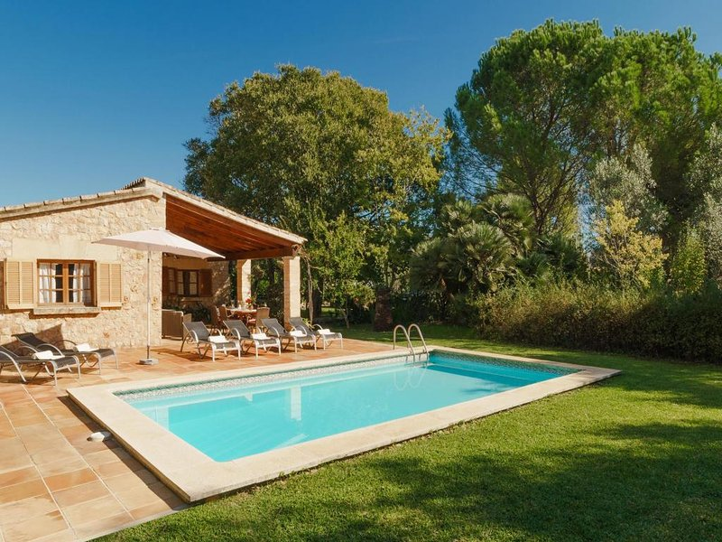 3 bedroom Villa in Pollenca, La Font, Mallorca : ref 3093 - Image 1 - Pollenca - rentals
