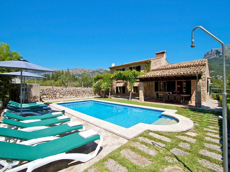 4 bedroom Villa in Pollenca, Mallorca, Mallorca : ref 3096 - Image 1 - Pollenca - rentals