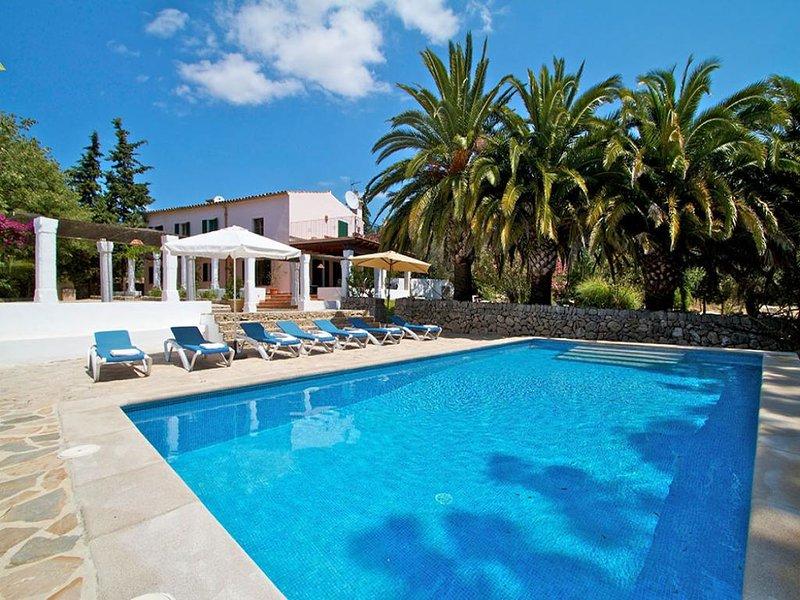 4 bedroom Villa in Pollenca, Mallorca, Mallorca : ref 3226 - Image 1 - Pollenca - rentals