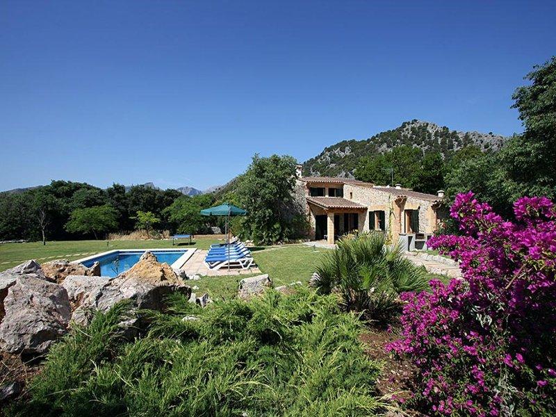 4 bedroom Villa in Pollenca, Mallorca, Mallorca : ref 3272 - Image 1 - Pollenca - rentals