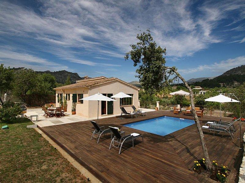 3 bedroom Villa in Pollenca, Mallorca, Mallorca : ref 3273 - Image 1 - Pollenca - rentals