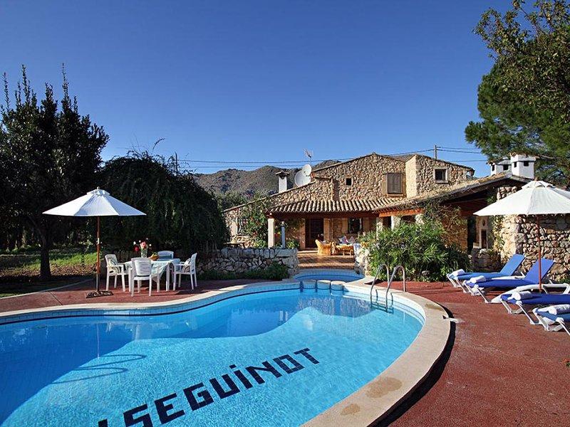 3 bedroom Villa in Puerto Pollenca, Mallorca, Mallorca : ref 3276 - Image 1 - Port de Pollenca - rentals