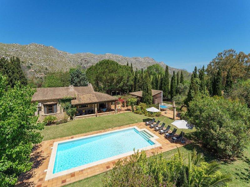3 bedroom Villa in Pollenca, Mallorca, Mallorca : ref 3280 - Image 1 - Pollenca - rentals