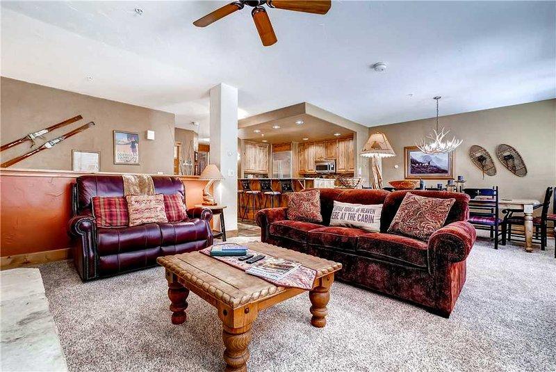 Antlers 114 - Image 1 - Steamboat Springs - rentals