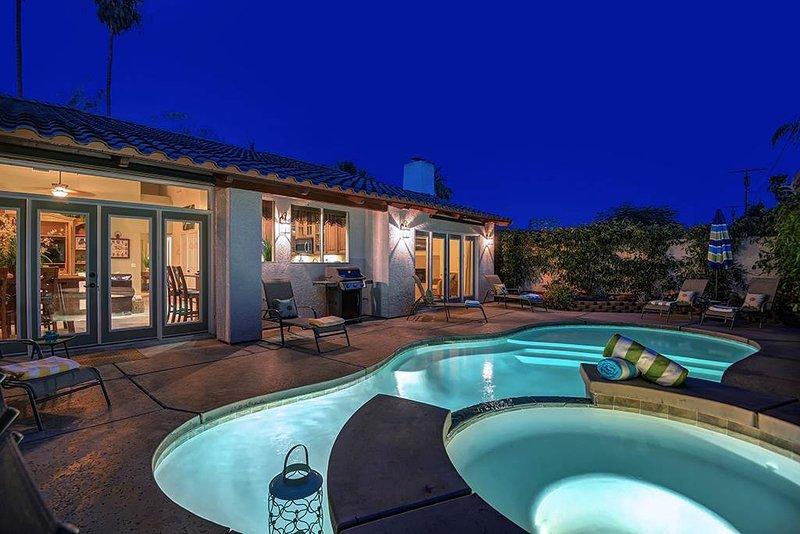 Casa de Encillia - Image 1 - Palm Springs - rentals