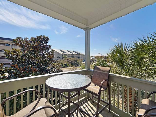 Comfortable Oceanfront 3 Bedroom Duplex - Image 1 - Inlet Beach - rentals