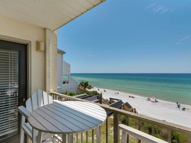 Beachside Condo 5 - Image 1 - Santa Rosa Beach - rentals