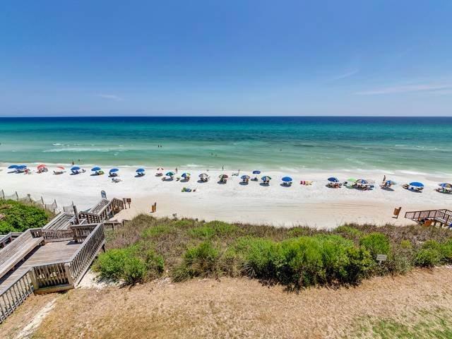 Beachside Condo 9 - Image 1 - Santa Rosa Beach - rentals