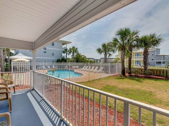 Beachside Villas 1114 - Image 1 - Santa Rosa Beach - rentals