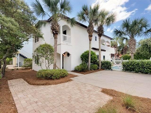 Dolphin House - Image 1 - Santa Rosa Beach - rentals