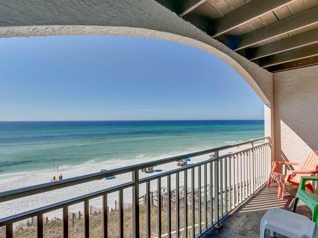 Dune Villas 4B - Image 1 - Santa Rosa Beach - rentals