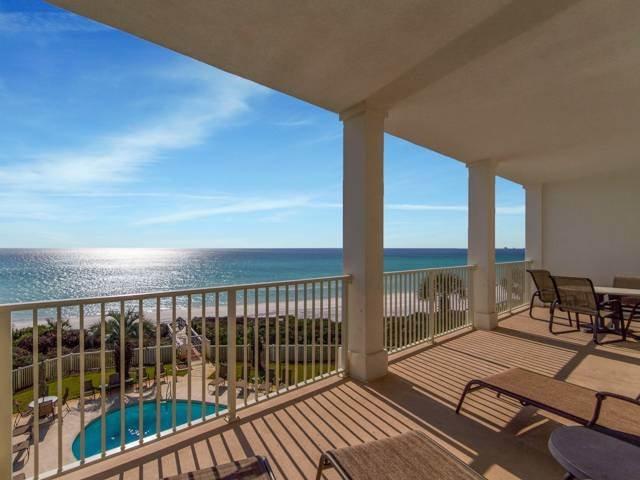 Grand Playa 301 - Image 1 - Santa Rosa Beach - rentals