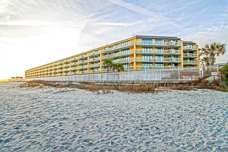 Charleston Oceanfront Villa 201 - Image 1 - Folly Beach - rentals
