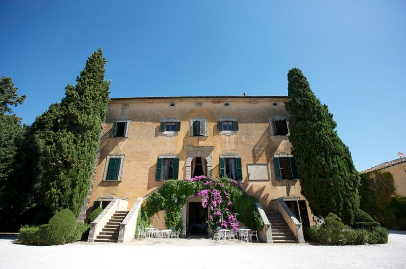Large Villa in Tuscany for Weddings or Family Reunions - Villa Conte - Image 1 - Volterra - rentals