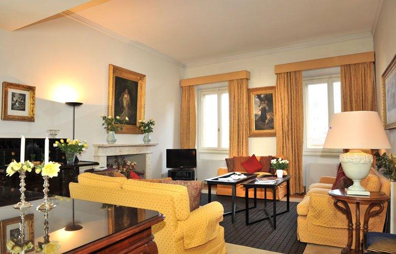 Tuscany Villa in Florence - Piazza Antinori - Carmen - Image 1 - Florence - rentals