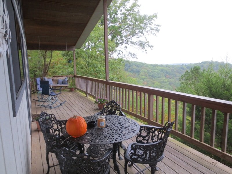 Dove's Nest, Charming Cabin, Fireplace and Awesome Lake View - Image 1 - Eureka Springs - rentals