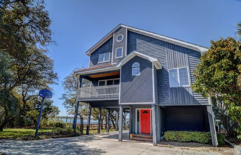SYKES-BOWDEN PACK HOUSE - Image 1 - Topsail Beach - rentals
