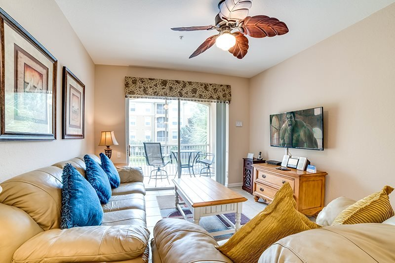 Windsor Oasis | 2nd Floor Condo in Bldg 3 with Upgrades featuring SMART TVs & Sony PS3 - Image 1 - Four Corners - rentals