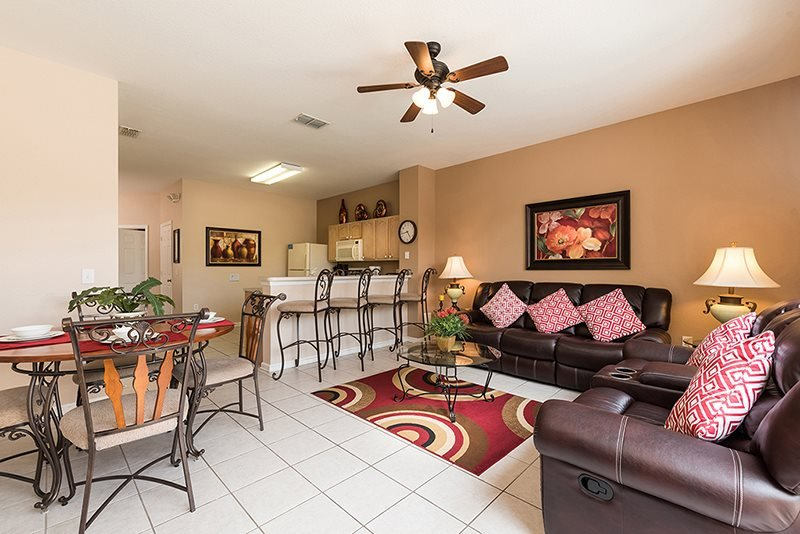 Hills Palace | Beautiful Upgraded Townhome with a South Facing Pool & Mickey Mouse Bedroom - Image 1 - Orlando - rentals