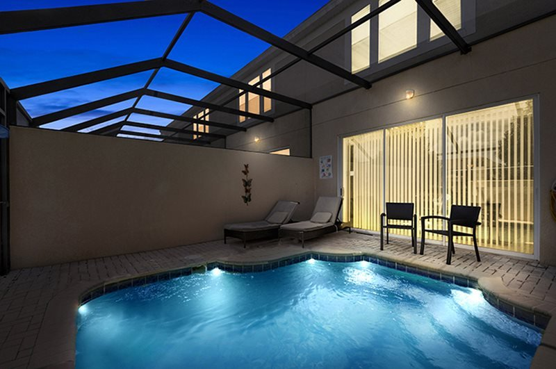 Windsor Magic | Upgraded Magical Townhome with Private Screened Splash Pool - Image 1 - Orlando - rentals