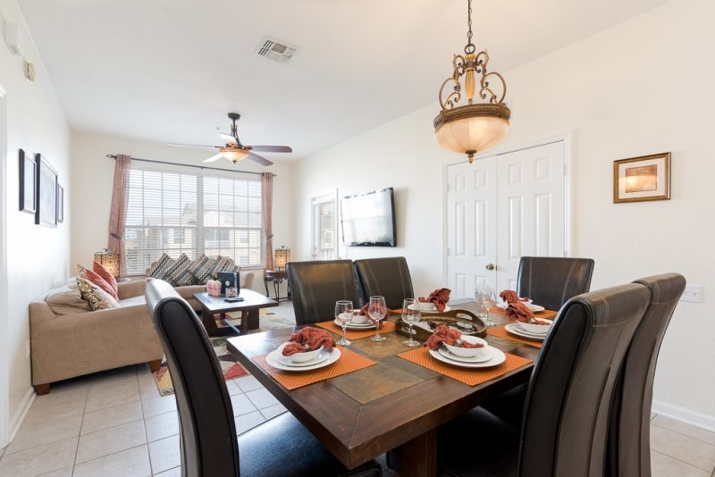 Florida Living | Beautiful Condo with Upgraded Granite Countertops and Wood Floors Located in Bldg 3 on the Top Floor with Breathtaking Views - Image 1 - Orlando - rentals