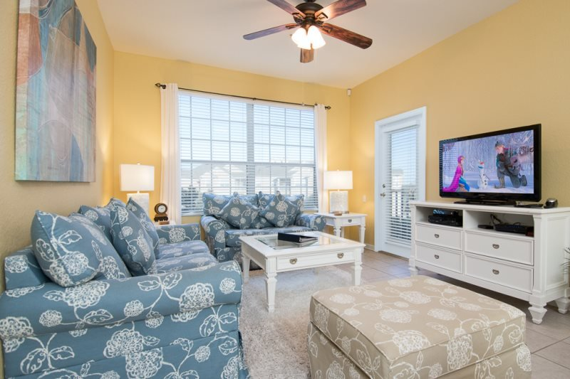 Magical Location | Top Floor Condo Located in Bldg 7 Close to Clubhouse & Pool with Upgraded Furniture and Mickey Mouse Kids Bedroom - Image 1 - Orlando - rentals