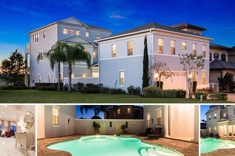 Million Dollar Luxury   6,500 sq. ft of Luxury with Golf Course Views, Upgraded Dcor, 100-inch Projection Screen, Custom Pool Table, & Retro Games Room - Image 1 - Orlando - rentals