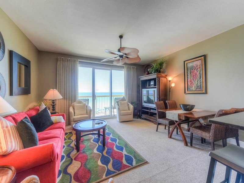 Calypso Resort and Towers E0407 - Image 1 - Panama City Beach - rentals