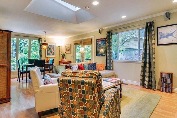 Bonne Chere, Guerenville Vacation Rental, Hot Tub - Bonne Chere - Romantic Getaway with Private Spa - Guerneville - rentals