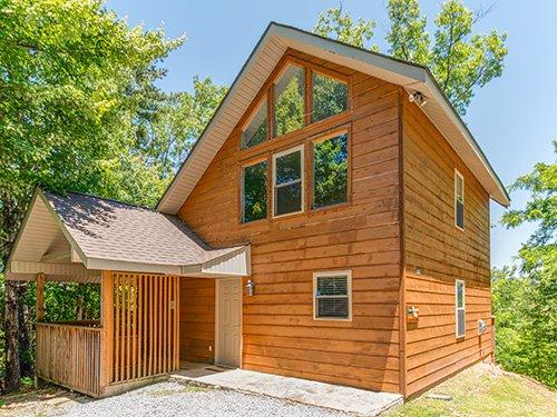 Romance Ridge (Formerly named Serendipity) - Image 1 - Gatlinburg - rentals