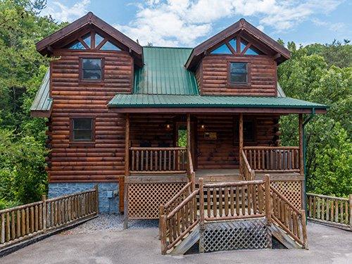 Cedar Creek Manor - Image 1 - Sevierville - rentals