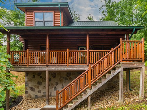 Roo's Retreat - Image 1 - Sevierville - rentals