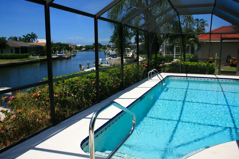 View from lanai - BRFN942 - Marco Island - rentals