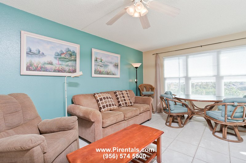Gulfview II #611 - Image 1 - South Padre Island - rentals