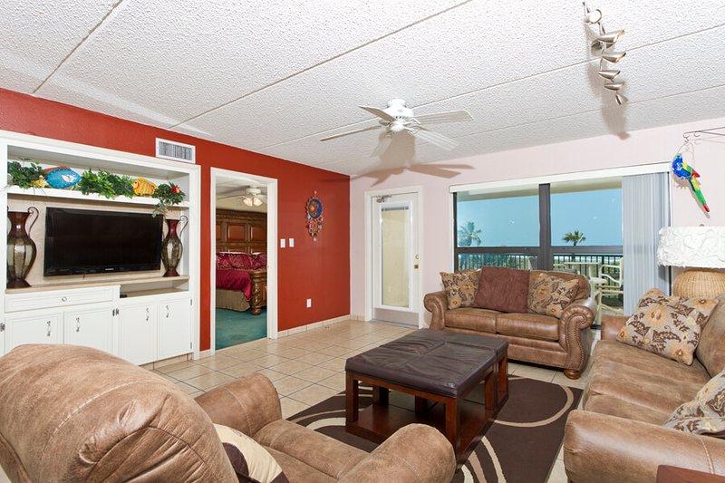 SAIDA II #306 - Image 1 - South Padre Island - rentals