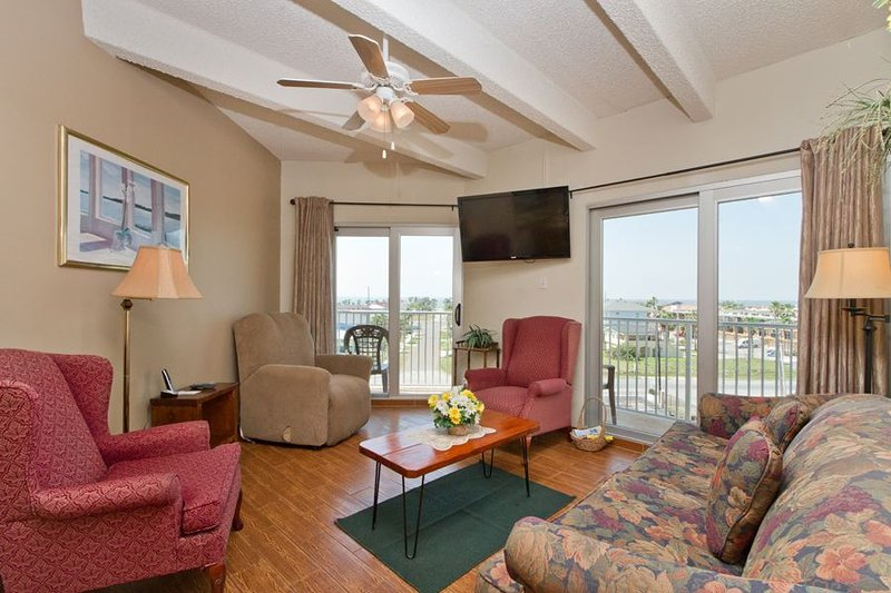 Aquaruis 401 - Image 1 - South Padre Island - rentals