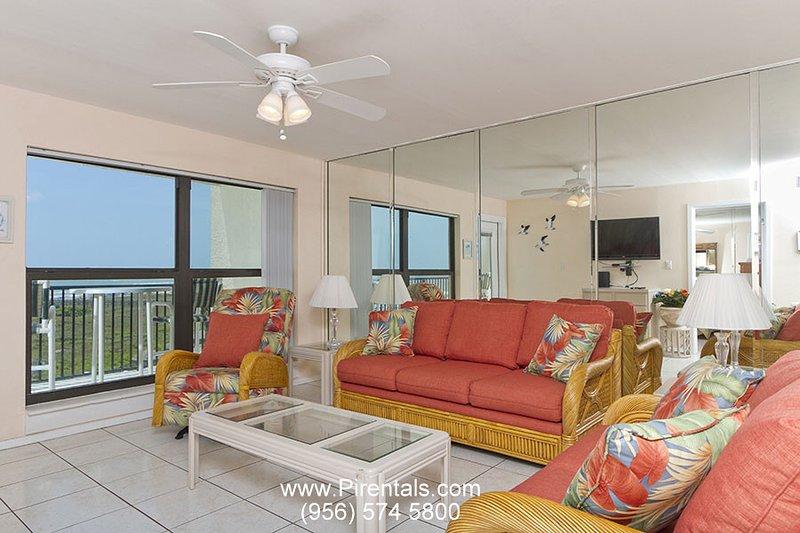 SAIDA I #404 - Image 1 - South Padre Island - rentals