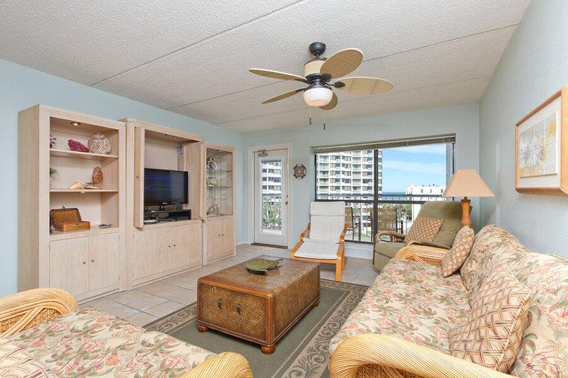 SAIDA IV #607 - Image 1 - South Padre Island - rentals