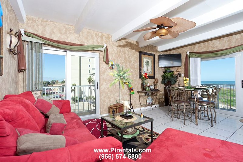Aquarius #302 - Image 1 - South Padre Island - rentals