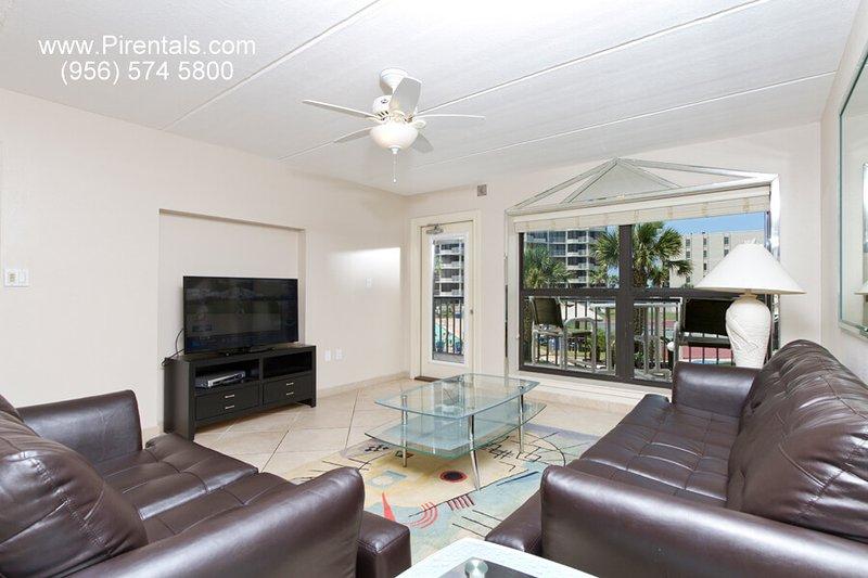 Saida IV #206 - Image 1 - South Padre Island - rentals