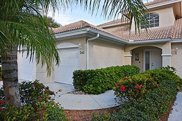 Front Elevation - Sandpiper Isle in Pelican Land - Bonita Springs - rentals